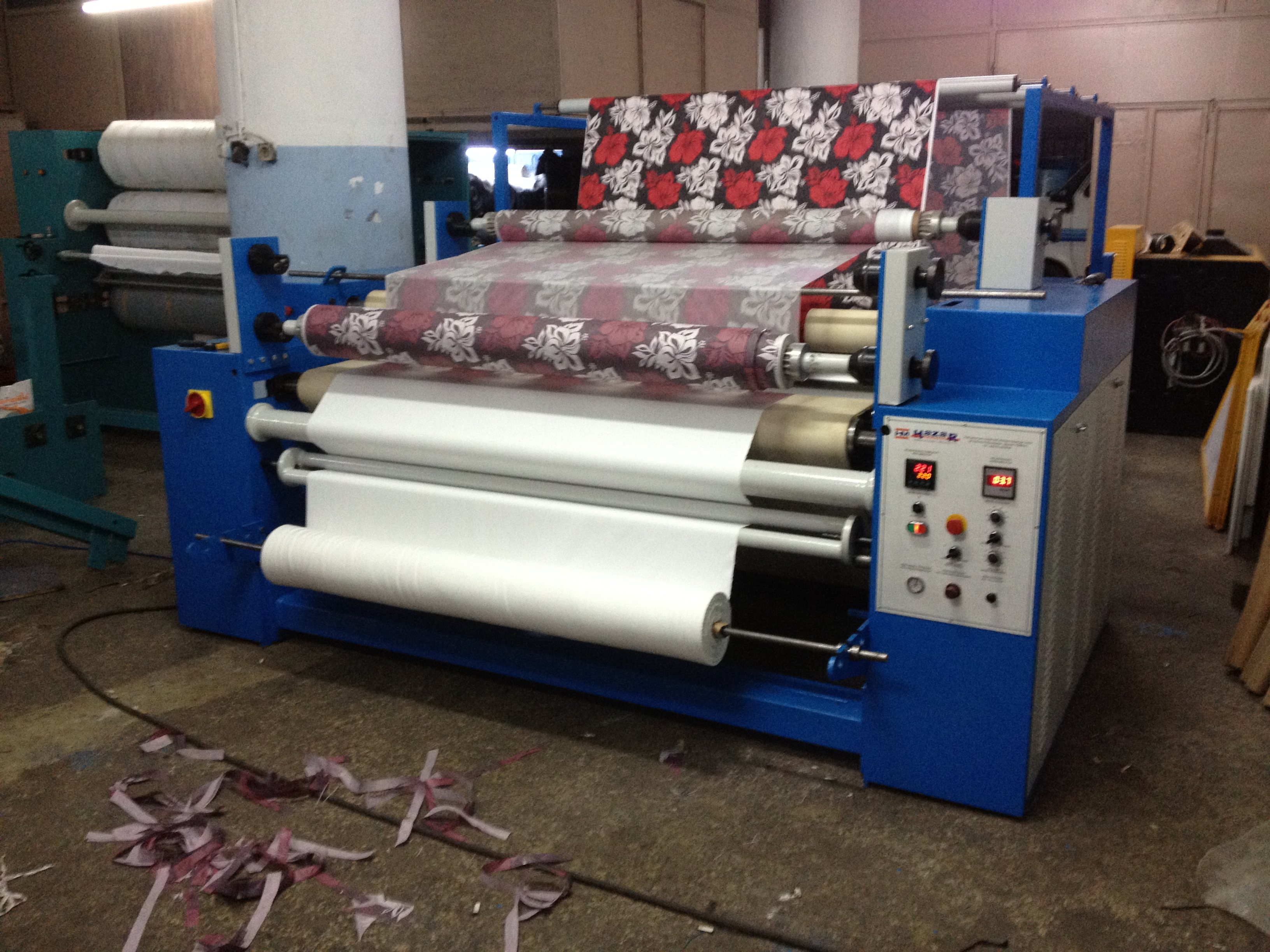What is Sublimation Transfer Print
